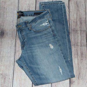 Lucky Brand Sienna Slim Boyfriend Jeans Denim